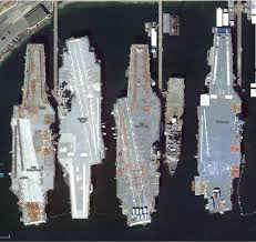 US Carriers Of The