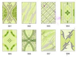 ordinary green printed ceramic wall tiles manufacturer
