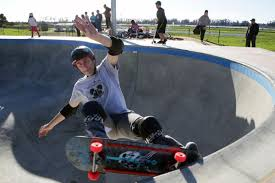 100 Truck Stop Skatepark Skaters Take On Napa Park Room For All Ages Skills Local News