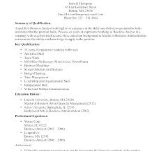 Electrician Resume Sample Of