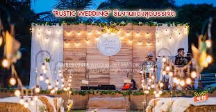 Nanyarath Niyompong 1 Ago BaibualoverBaibualover WeddingRustic Wedding DIY