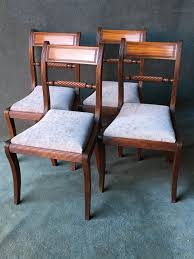 Set Of 4 Late Georgian Rope Twist Dining Chairs - LA133220 ... Antiques From Georgian Antiquescouk Lovely Old Round Antique Circa 1820 Georgian Tilt Top Tripod Ding Table Large Ding Room Chairs House Craft Design Table 6 Chairs 2 Carvers In High Wycombe Buckinghamshire Gumtree Neo Style English Estate Dk Decor Modern The Monaco Formal Set Ding Room Fniture Fine Orge Iii Cuban Mahogany 2pedestal C1800 M 4 Scottish 592298 Sellingantiquescouk The Regency Era Jane Austens World Pair Of Antique Pair Georgian Antique Tables Collection Reproductions