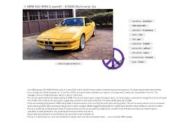 BMW 850i RARE 6 Speed - $10800 (Richmond Va) - CraigslistAdSaver Man Arrested In Cnection With Craigslist Robbery Richmond Heights Phoenix Cars And Trucks By Owner New Car Release Date Craigslist Used Cars For Sale Owner Richmond Va 72018 Buick Los Angeles California And Latest Best 2017 Va Used Sale In Texas 1920 At 16000 Could You See This 2006 Subaru Forester For The Tease Carsjpcom Of 9 Truck By