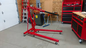 Ranger Folding Engine Hoist RSC-2TF Shop Crane Review | Workshop ... M N Truck Crane Service Ltd Opening Hours Ab Homemade Bumper Crane Youtube Old Man Boom Setup Arboristsitecom Harbor Freight Truck This Failed Do Not Mount Way Need System For Getting Raft In Bed Of Pickup Mountain Buzz My Harbor Freight Tools 12 Ton Capacity Pickup Product Pictures Base New Bed Cargo Unloader Unloading Big Rock With Mounted Hoist Lift Etc Ford Enthusiasts Forums With Cable