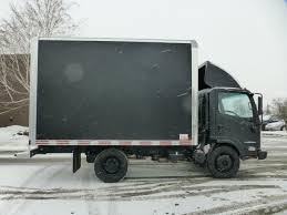 12' Classik™ Truck Body On Isuzu NPR | Transit