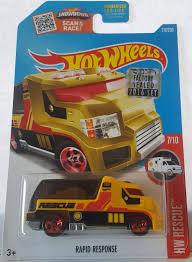 100 Teels Trucks Rapid Response Model HobbyDB