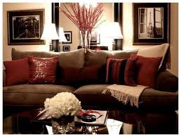 Red And Black Living Room Decorating Ideas by Best 25 Tan Couch Decor Ideas On Pinterest Living Room Ideas