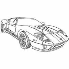 Muscle Ford GT Leetghost Driver