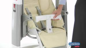 Peg Perego High Chair Siesta Cover by 2011 High Chair Peg Perego Tatamia Official Video Youtube