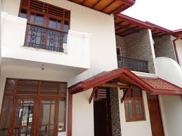 Sri Lanka New House Designs Home Design And Style - Wholechildproject