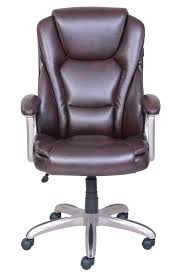 Serta Executive Chair Manual by Serta Big U0026 Tall Commercial Office Chair With Memory Foam