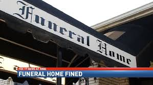 Family says local funeral home charged them for burial that never
