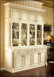 Built In Kitchen Hutch Dining Room Hutches Built In China Cabinet