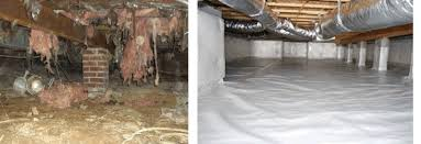 effects of crawl space moisture on wood flooring