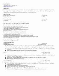 Medical Assistant Resume Examples With No Experience The Best Way To Write Externship
