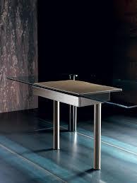 bureau en verre et cuir vente en ligne italy design