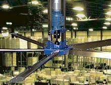 industrial ceiling fans hvls for warehouses cisco eagle