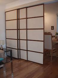 diy sliding door room divider church st pinterest sliding