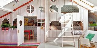 cabane dans chambre lit cabane dans une chambre d enfant envie 2 deco boutique et