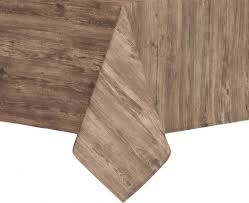 nappe en faux bois 52 x 70 magasins stokes