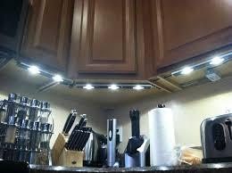 cabinet lights best wired cabinet lights design