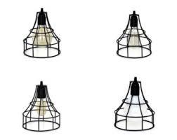 Punched Tin Lamp Shades Uk by Metal Lamp Shade Etsy