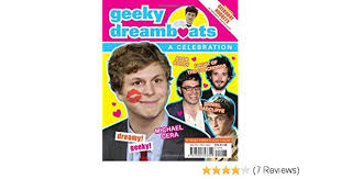 Geeky Dreamboats A Celebration Lacey Soslow Sarah OBrien 9781594743320 Amazon Books