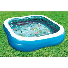 Outdoor Interesting Blow Up Pool Walmart For The Whole Family To