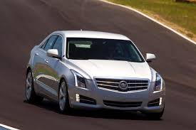 Tuned Cadillac ATS With Billet Turbo And 3 Inch Downpipe