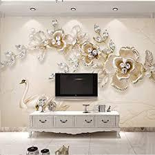 nnkkbh blume tv hintergrund wand luxus tapete hohe qualität