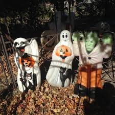 Vintage Halloween Blow Molds by Pondering Creations Pondcreate Twitter