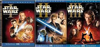 Star Wars Prequel Trilogy Full Screen Edition