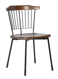 Alemany Solid Wood Dining Chair