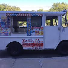Zack's Ice Cream - Boston Food Trucks - Roaming Hunger