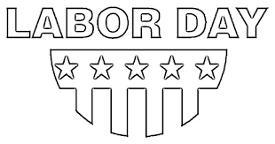 Labor Day Ideal Coloring Pages Free Printable