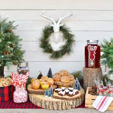 Kroger Christmas Trees 2015 by Rustic Holiday Party Apple Pie In Apples Make Life Lovely