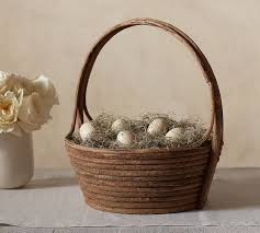 Pottery Barn Easter Sale  Easter Decorations Easter Baskets