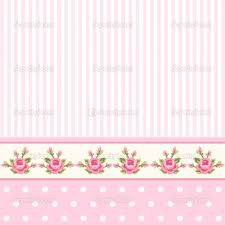 Shabby Chic Wallpaper Borders Lovely Classic Vintage Striped Background With Textile Ribbon 025