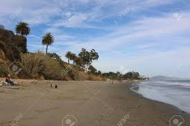 100 Butterfly Beach In Montecito Stock Photo Picture And Royalty Free