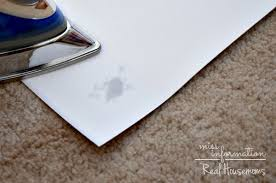 How Remove Wax From Carpet by How To Get Wax Out Of Carpet Real Housemoms