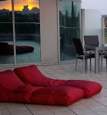 sitzsack liege conversion lounger outdoor rot