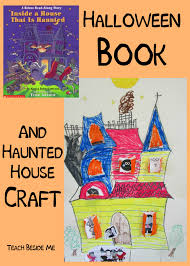 Clifford Halloween Book by Inside A House That Is Haunted Haunted House Craft Teach Beside Me