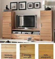 massivholz anbauwand kiefer buche o eiche geölt wohnzimmer