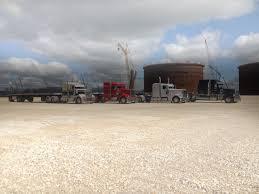 100 Hanson Trucking Hansen Jerseyville IL
