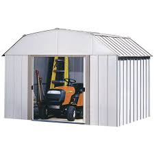Arrow Woodridge Steel Storage Sheds by Arrow Shed 8 X 10 Sickchickchic Com