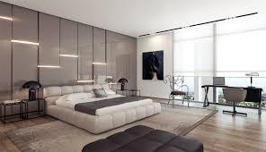 3 Modern bedroom design platform bed