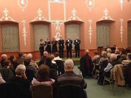 Choir Fundraising Evening With Southern Eclectic