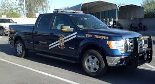 100 Ford Police Truck Nevada Highway Patrol F150 S Special