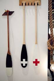 decorative oars and paddles 95 best oars paint display images on oar decor