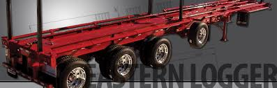 100 Eastern Truck And Trailer Logger NFLD BWS Manufacturing